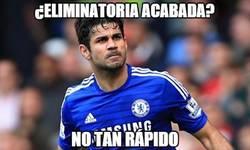 Enlace a Diego Costa se saca un golazo