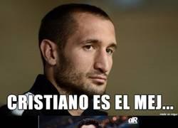 Enlace a Chiellini todavía tiene miedo de Luis Suárez
