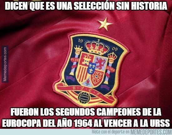 818443 - España, selección con historia