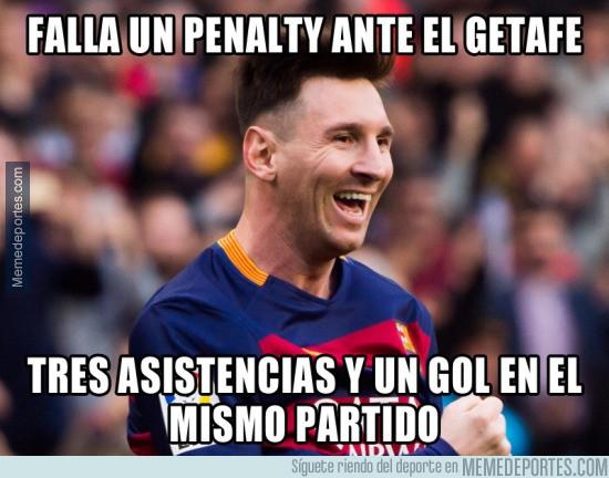819582 - Messi y su mala racha