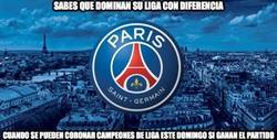 Enlace a Brutal la superioridad del PSG en Francia