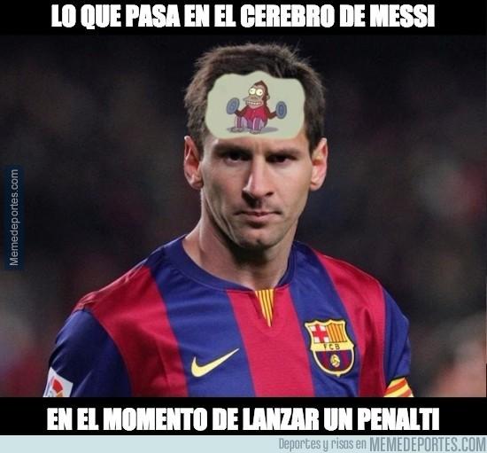 819857 - La criptonita de Messi