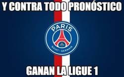Enlace a El PSG sorprende en Francia