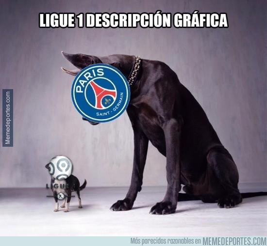 820018 - Así es la Ligue 1