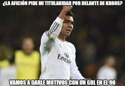 Enlace a Brutal Casemiro salvando al Madrid