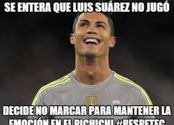 Enlace a Grandísimo gesto de Cristiano Ronaldo