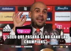Enlace a Tampoco le quita el sueño a Guardiola no ganar la Champions