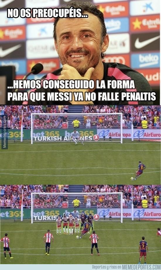821141 - Solución para los penaltis de  Messi