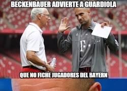 Enlace a Parece que Guardiola tiene algo en mente