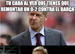 Enlace a Un halo de esperanza para Wenger