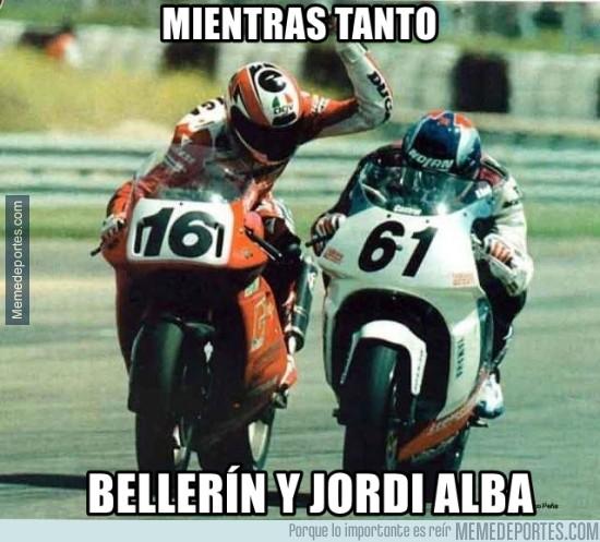 821581 - Pique de velocistas españoles