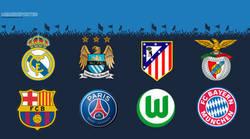 Enlace a Se confirman los equipos que van a jugar los Cuartos de Final de la UEFA Champions League