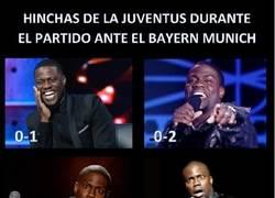 Enlace a Cómo lo vivieron los hinchas de la Juventus