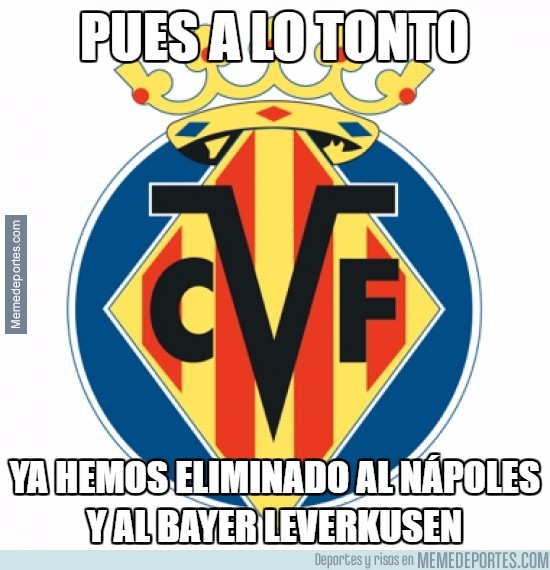 822475 - Mucho mérito lo del Villarreal