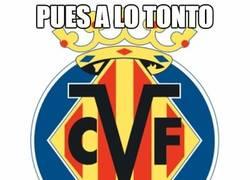 Enlace a Mucho mérito lo del Villarreal