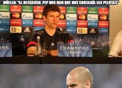 Enlace a La motivación de Guardiola para remontar el partido