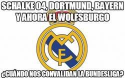 Enlace a Schalke 04, Dortmund, Bayern y ahora el Wolfsburgo