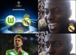 Enlace a Fans del Real Madrid con la esperanza de que el Lord les mostrará misericordia...
