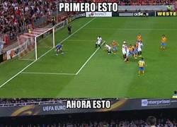 Enlace a Los arbitrajes con el Valencia son lamentables...