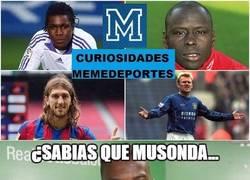 Enlace a Hoy en curiosidades del fútbol: Musonda y su nombre