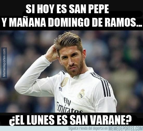 823462 - Ramos tiene una duda