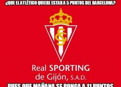 Enlace a El Sporting dinamita las opciones del Atleti en Liga