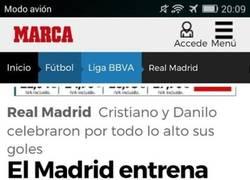 Enlace a En el Real Madrid están probando con nuevos deportes