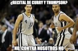 Enlace a ¿Recital de Curry y Thompson?