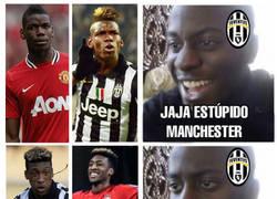 Enlace a Mientras tanto, los aficionados de la Juve