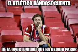Enlace a Tras la derrota frente al Sporting... los colchoneros se lamentan más