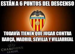 Enlace a ¿Se irá el Valencia a la Liga Adelante?