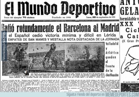 825220 - Top 8: Clásicos del Real Madrid - FC Barcelona más espectaculares y humillantes de la historia seg