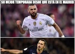 Enlace a La difícil tarea de ser delantero del Real Madrid