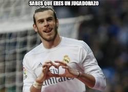 Enlace a Bale pasa a la historia de la liga