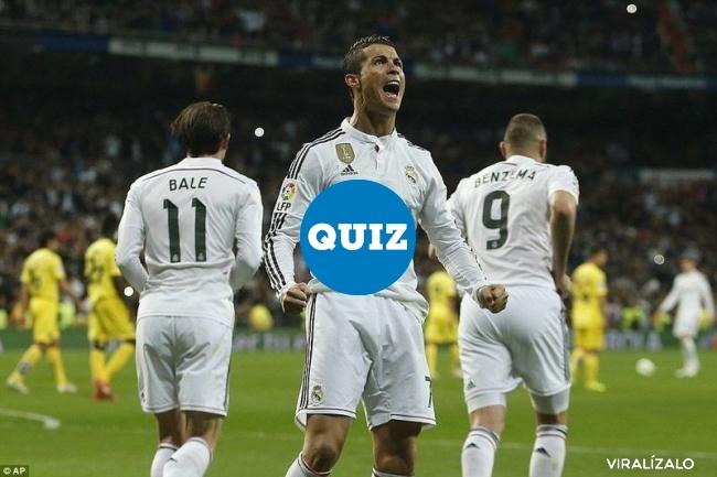825564 - ENCUESTA: XI ideal de la historia del Real Madrid