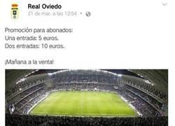 Enlace a Los mejores matemáticos del mundo trabajan en el Facebook del Real Oviedo