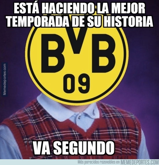 825692 - Bad Luck Borussia Dortmund