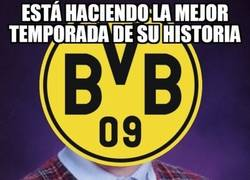 Enlace a Bad Luck Borussia Dortmund