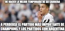 Enlace a Bad Luck Dybala