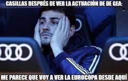 Enlace a Casillas ya se huele lo que va a pasar