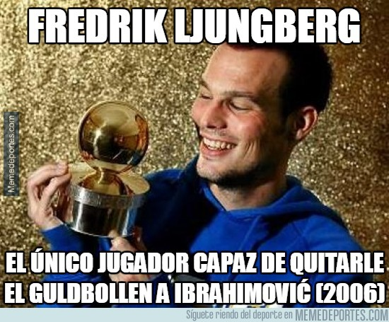 826548 - Fredrik Ljungberg y su gran logro