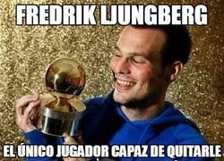 Enlace a Fredrik Ljungberg y su gran logro