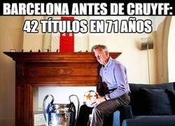 Enlace a El hombre que marcó un antes y después del Barça