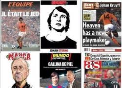 Enlace a Tributo a Cruyff en todos los medios
