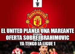 Enlace a ¿Zlatan jugando en la Premier League?