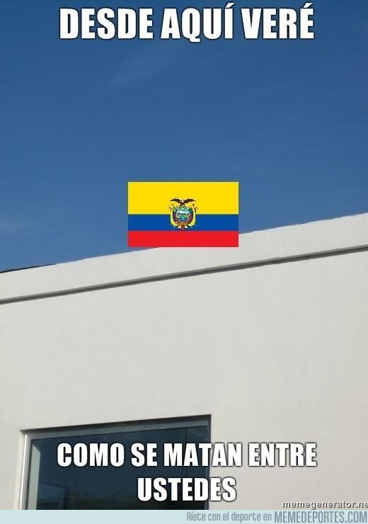 826904 - Ecuador actualmente
