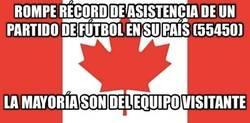Enlace a Sabes que el fútbol no es el deporte favorito para los canadienses cuando...
