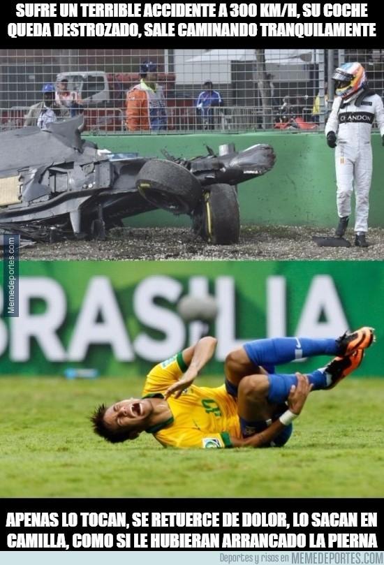827049 - Fernando Alonso vs Neymar