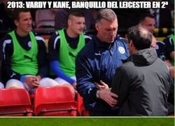Enlace a Vardy y Kane, de estar los dos en el banquillo a triunfar con Inglaterra