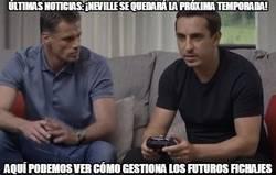 Enlace a Últimas noticias: ¡Neville se quedará la próxima temporada!